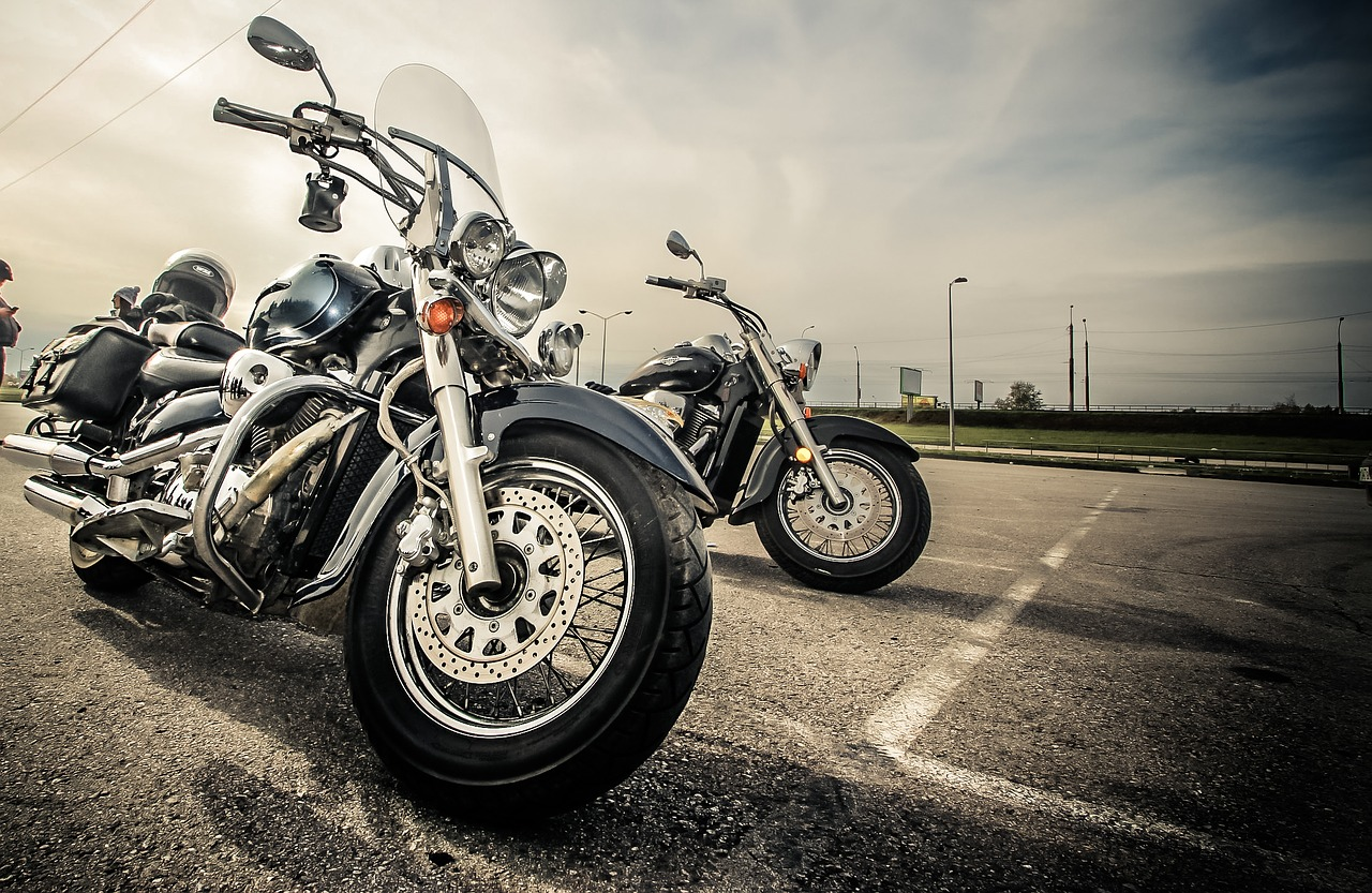 Tre essentielle ting til det perfekte biker-outfit