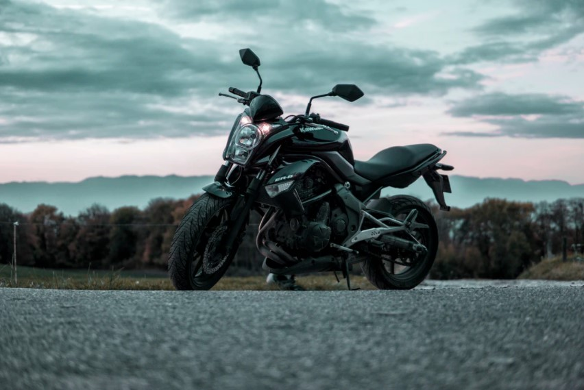 Tag på motorcykelferie rundt i Danmark